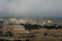 Дождливый Иерусалим