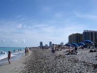Майами: мой пляжный отдых
