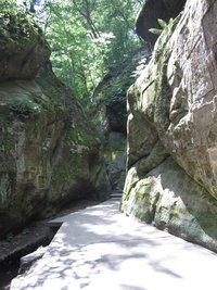 Экскурсия в Дантово ущелье в Горячем Ключе