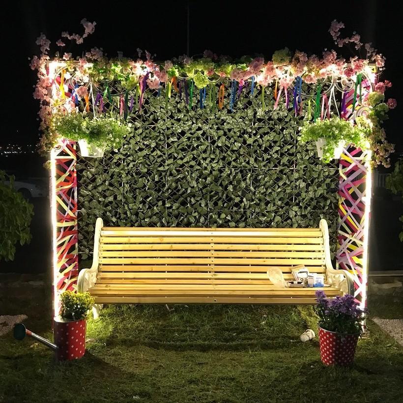 На фестивале цветов «Дагестан в миниатюре»