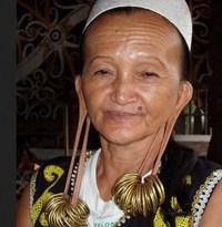 Племя даяки-каян