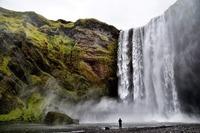В стране огромное количество водопадов