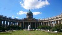 Август в Санкт-Петербурге