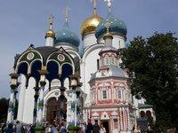 Майская поездка в Сергиев Посад