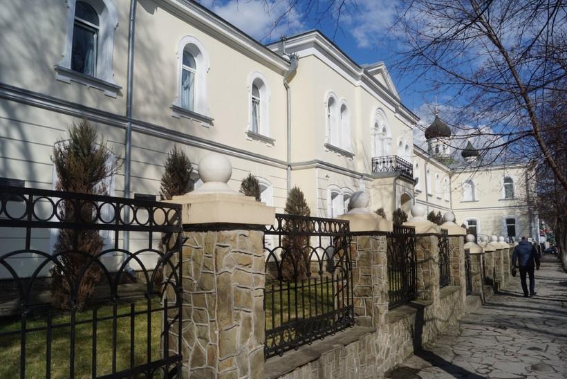 Мартовский отпуск в Симферополе