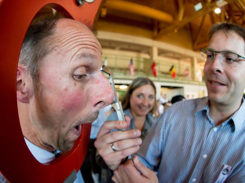фото людей смешными носами проживающие северных районах