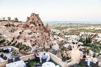 Отель Argos in Cappadocia предлагает полет на воздушном шаре