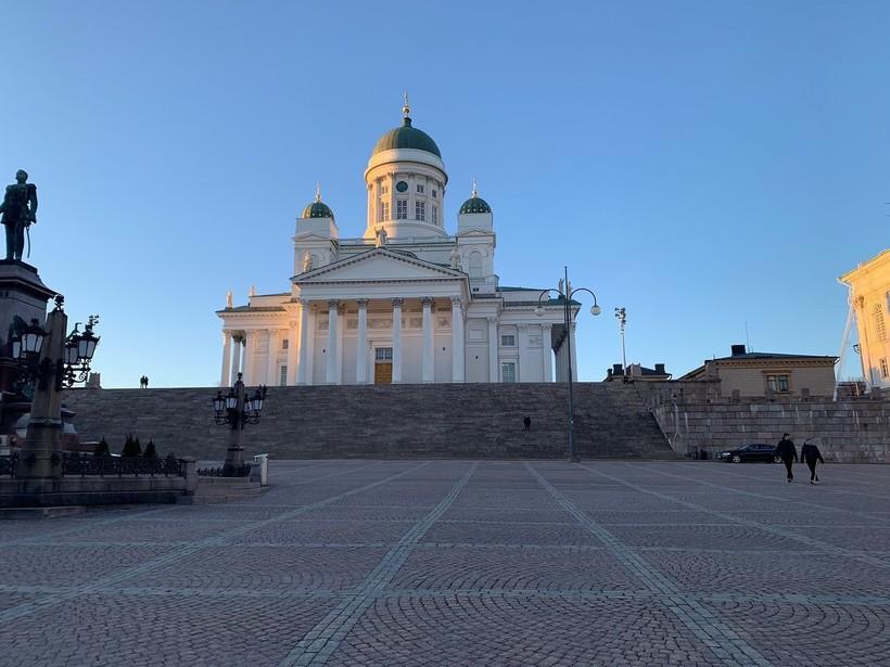 Хельсинкский собор, март 2019