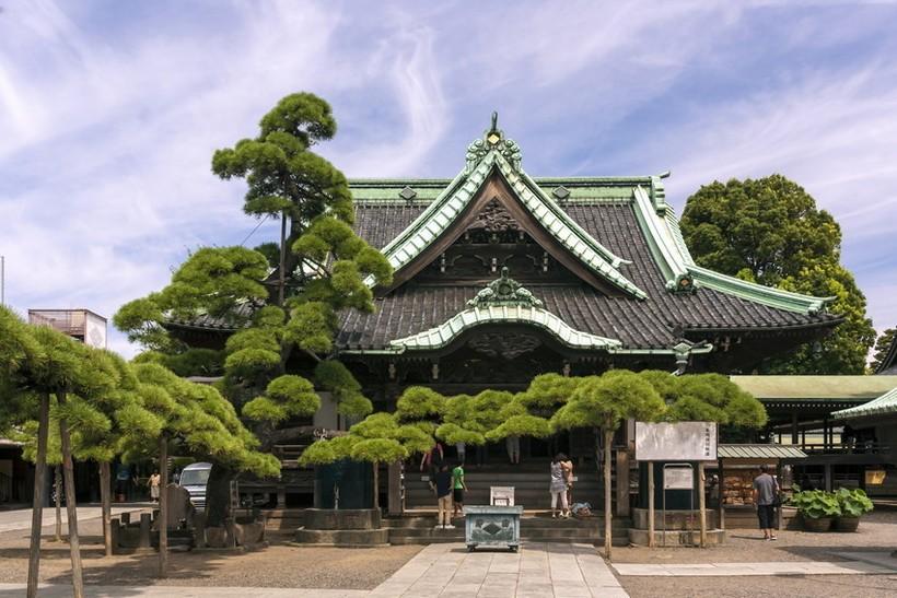 Храм Сибамата Тайсякутэн