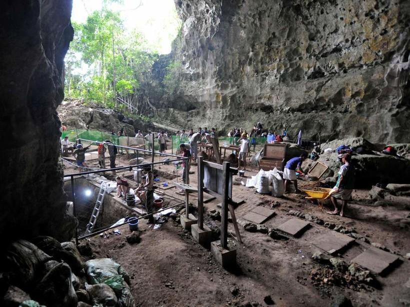 На острове Лусон обнаружили останки нового вида человека