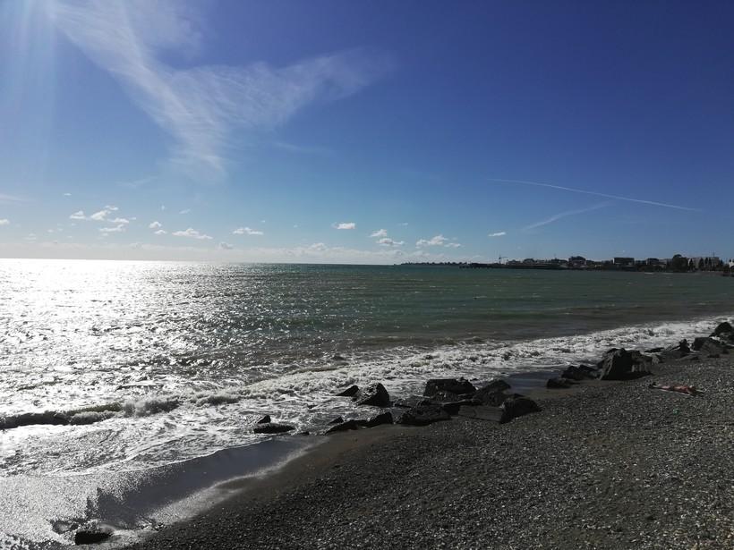 Прогулки по побережью Черного моря