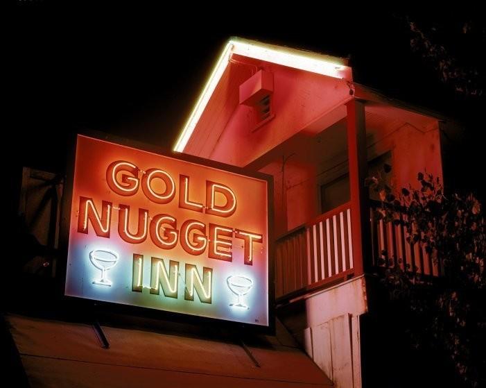 Излюбленное место золотоискателей в Калифорнии.