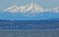 Вид на Вашингтон с моря