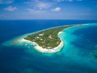 Зона ответственности в Kuramathi Maldives