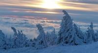 Климат горы Брокен