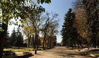 Пятигорск: прогуливаюсь по осеннему парку