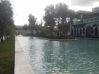 Бакинская Венеция в пасмурную погоду