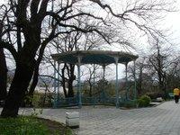 Парковая территория курорта Минеральные воды