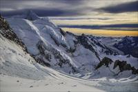 Восхождение на гору Тасмана