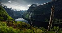 Виды Скандинавских гор