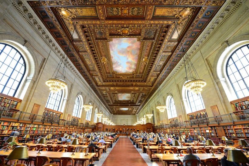 От шедевра Ренессанса до домика в лесу: девять библиотек, вдохновляющих на чтение
