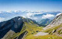 Красота Гор Кавказа