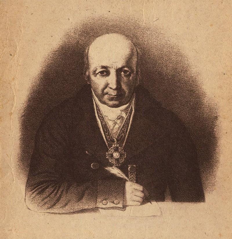 Губернатор А. Баранов