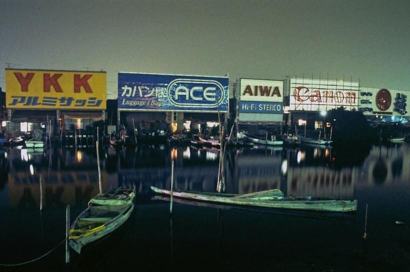 Рядом с аэропортом Ханэда, 1979
