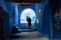 Ошеломительная красота Шефшауэна, который называют «Голубой жемчужиной» Марокко