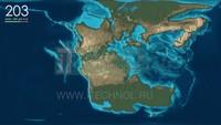 Видео: Как происходило движение материков Земли, начавшееся 600 млн лет до нашей эры