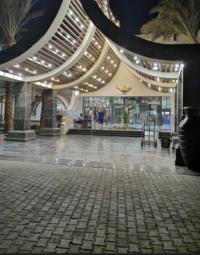 Вход Aladdin Beach Resort