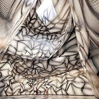 Австрийский художник чудесным образом преображает пространство и архитектуру