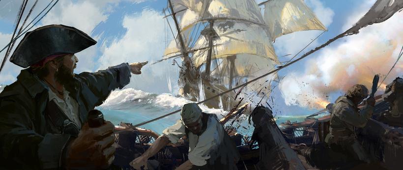 Странные пиратские традиции, о которых большинство ничего не знает