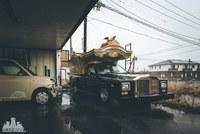 Эмоциональные фото из заброшенной зоны отчуждения Фукусимы