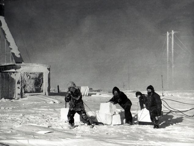 Как полярники жили 6,5 месяцев на станции «Восток» после потери дизельных генераторов