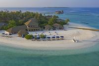 Захватывающий полет над океаном с Faarufushi Maldives