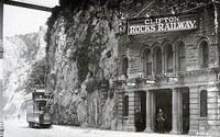 Одна из самых необычных подземных железных дорог — Клифтон Рокс