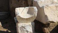 В турецком городе Денизли обнаружены солнечные часы 2000-летней давности