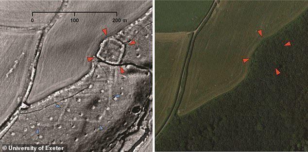 Сидя на карантине и изучая космоснимки, археологи сделали интересные открытия
