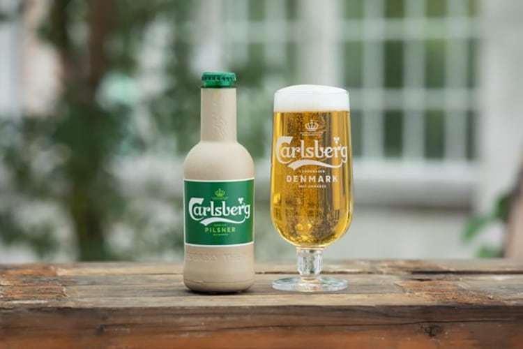 Coca-Cola и Carlsberg представили растительные бутылки, которые разлагаются за год