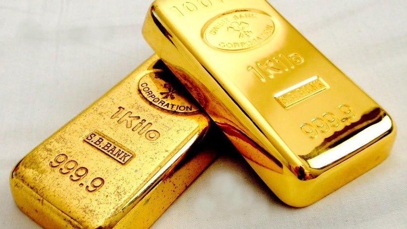 Во время игры дети нашли в шкафу два слитка золота, о которых никто в семье не знал