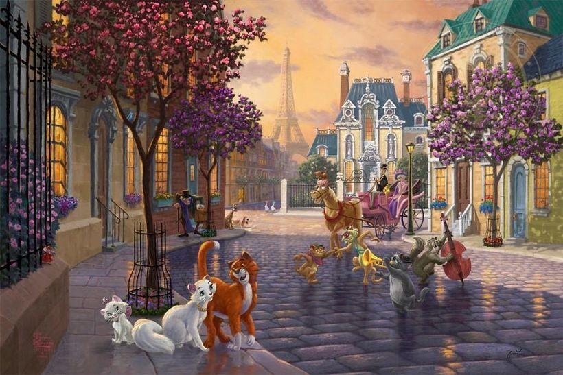 Художник, который рисовал диснеевских персонажей лучше, чем сама студия Disney