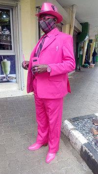 Джеймс Маина Мванги — самый стильный мужчина в Кении или даже во всем мире