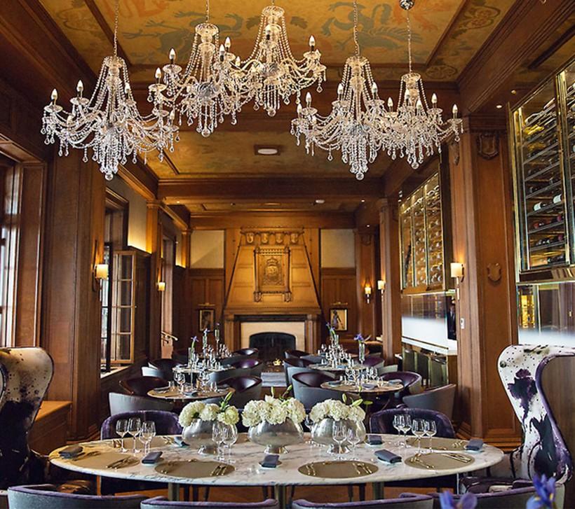 Величественные и таинственные: 10 старых замков, которые превратили в роскошные отели