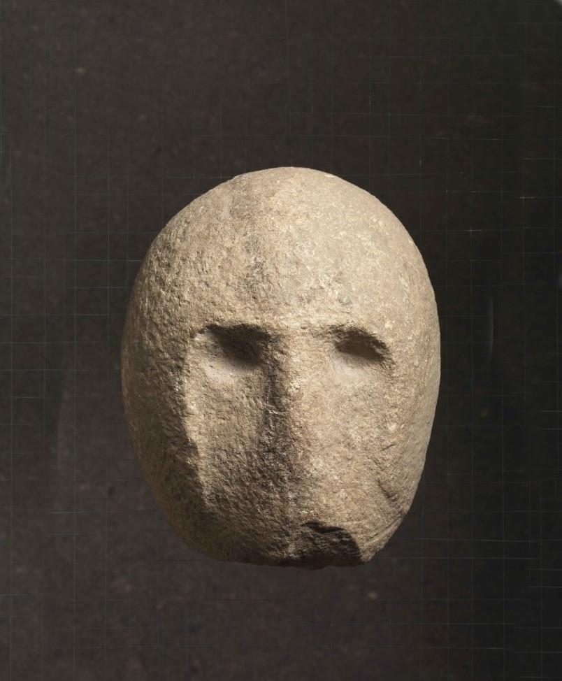 Как выглядят самые древние маски, которым 9 тысяч лет