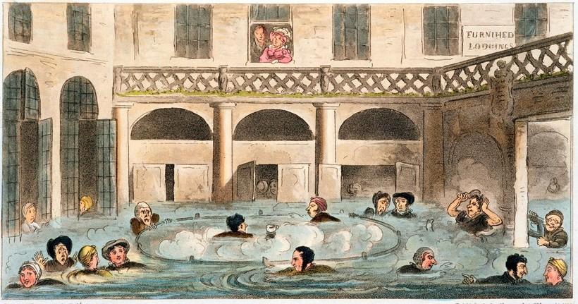 Эти путешественники не прислушались к совету не селиться над баней