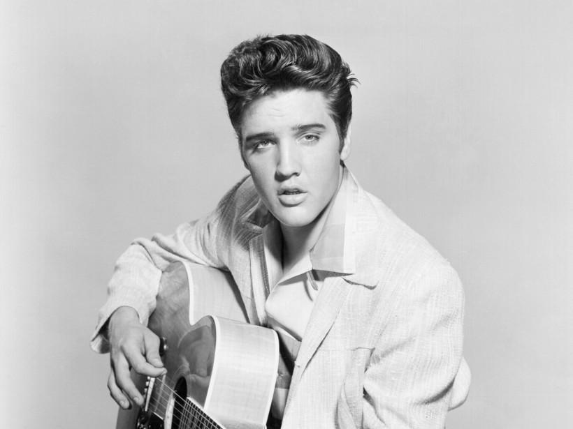 Песни Элвиса Пресли стали культовыми, но он не был их автором