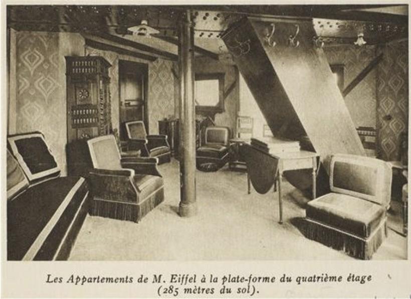 Так квартира выглядела в прошлом