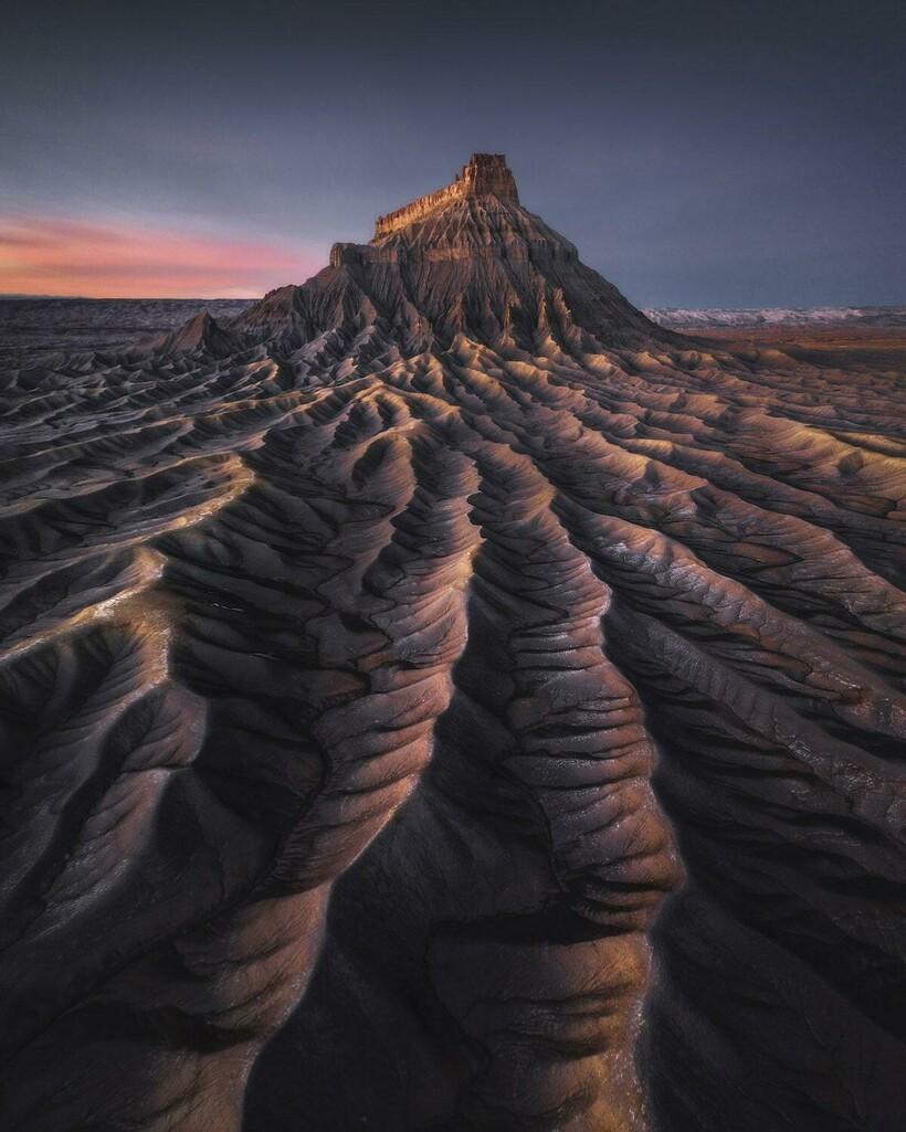 «Марс», штат Юта, нацпарк Кэпитол-Риф, автор Кельвин Юэн