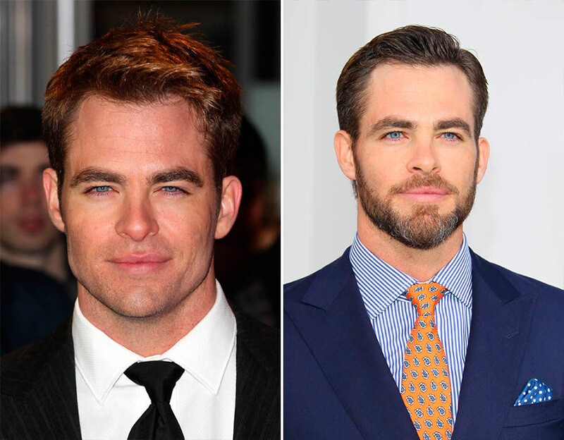 Кого-то борода меняет, а кого-то — нет